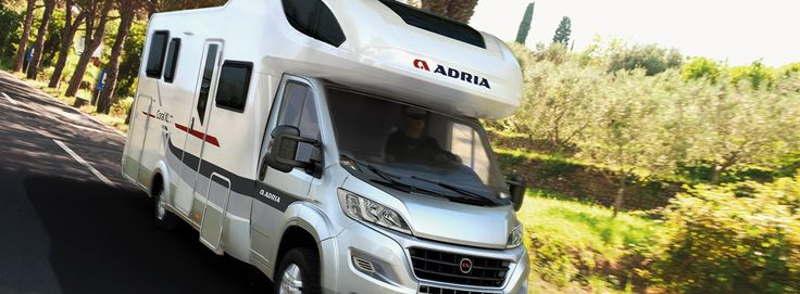 RV Rental Italy Camper Van Hire Rome Motorhome Hire Milan
