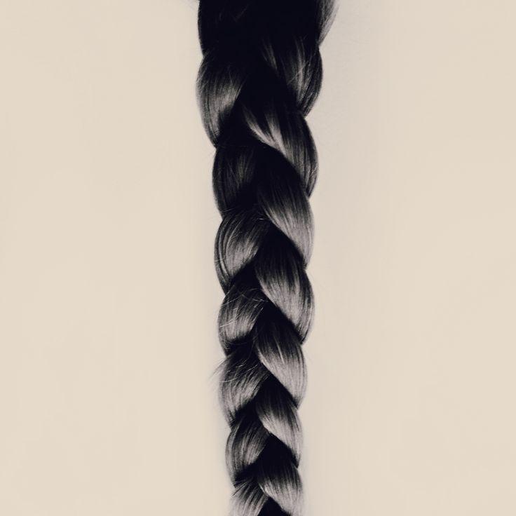 Too late.. yet I resist - smirking I make my braids...