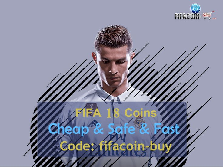 Cheap, safe, fast #FIFA18 coins