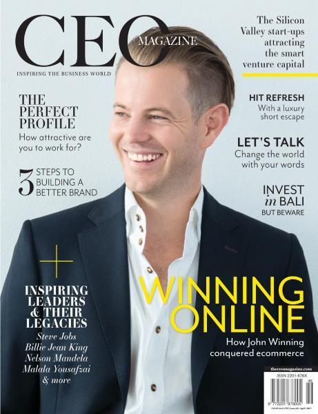 The CEO Magazine - April 2017
