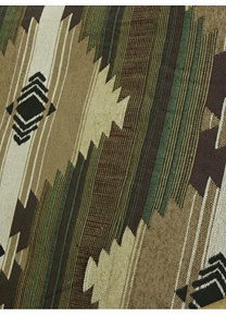 Southwest Vista fabric offers southwestern motif in perfect color shades #furniturecovers