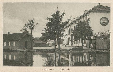Oude Kazerne, Gouda
