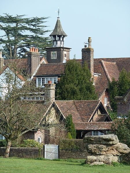 Manor House at The Lee, Buckinghamshire