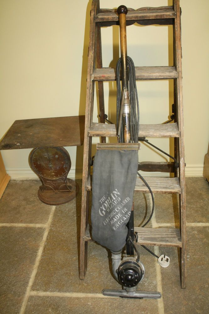 Vintage Goblin Hoover Vaccum Antique Old Retro House