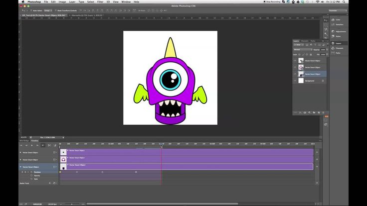 In this Adobe tutorial from SoftwareMedia, Kyle shows us how to make an animated gif in Photoshop CS6. Get Photoshop CS6 for up to 14% off at SoftwareMedia.c...