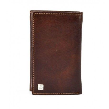 Adax skind pung brun 406101