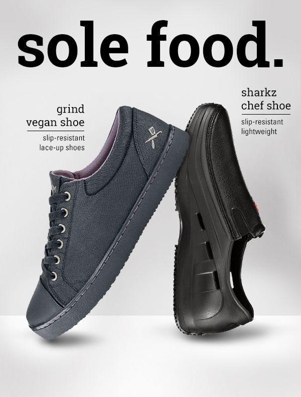 Pin on Chef Shoes
