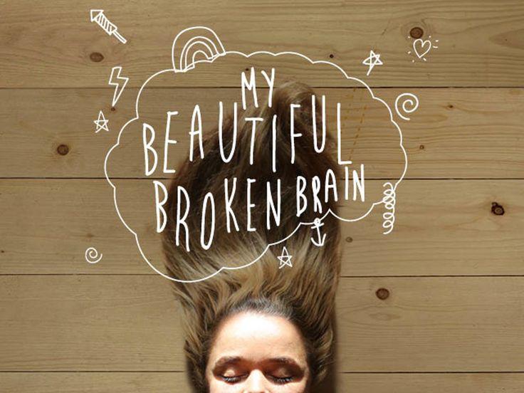 My Beautiful Broken Brain by Sophie Robinson & Lotje Sodderland — Kickstarter