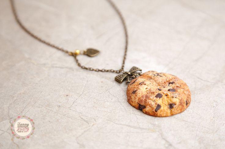 Ilianne | Jewelry Made of Love - Chocolate Chip Cookie
