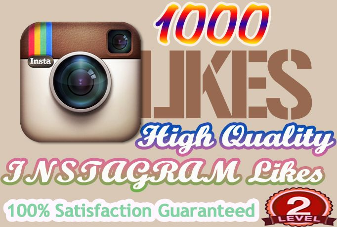 bapparabi: get you 1000 High Quality INSTAGRAM Likes for $5, on fiverr.com