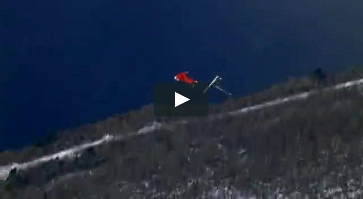 wingsuit base jumping on Vimeo