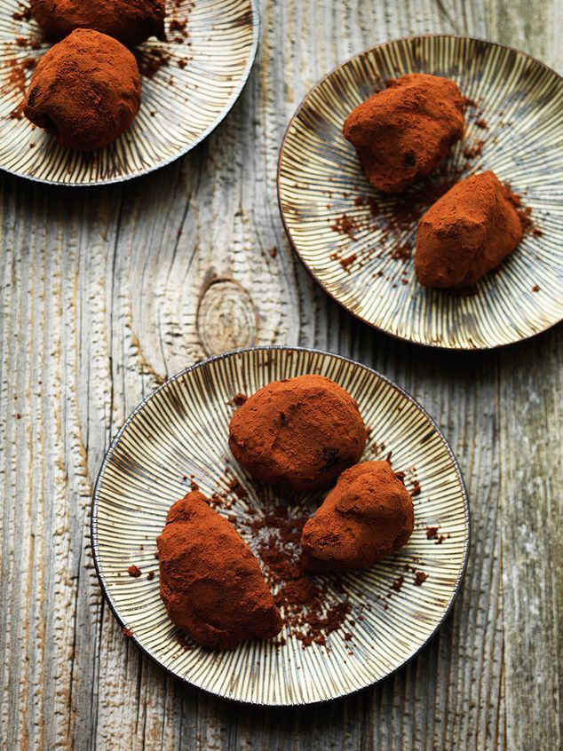 chocolade truffels met koffie | ZTRDG magazine
