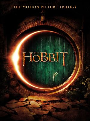 The Hobbit trilogy. The Hobbit is a film series consisting of three high fantasy adventure films directed by Peter Jackson. They are based on the 1937 novel The Hobbit by J. R. R.Tolkien