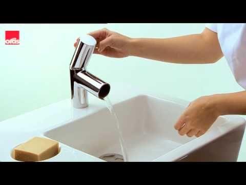Oras Group - Il Bagno Alessi Dot 8610 washbasin faucet
