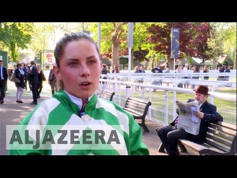 INC NEWS: Horse racing: France moves to promote female jocke...