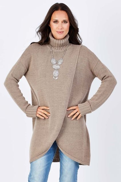 boho bird Crossing The Plains Sweater - Womens Jumpers - Birdsnest Australia