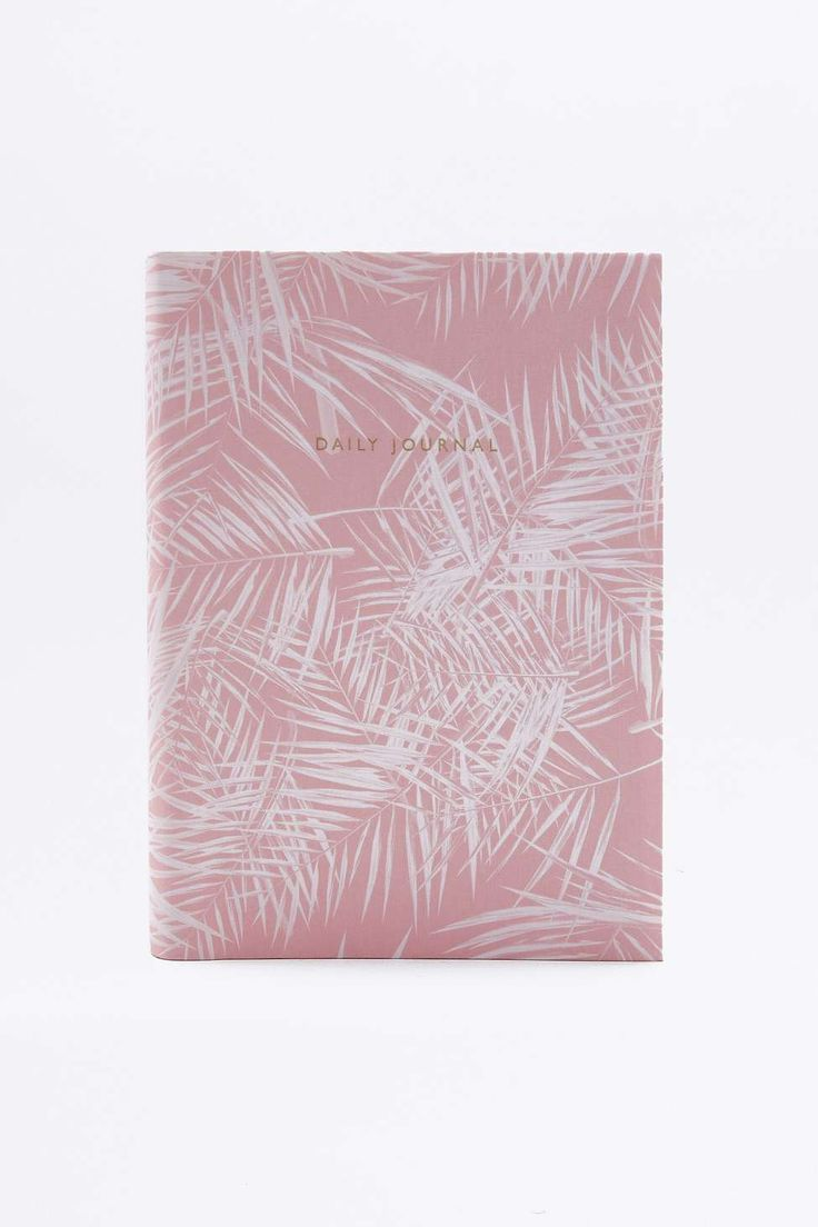 Pink Palm Daily Journal