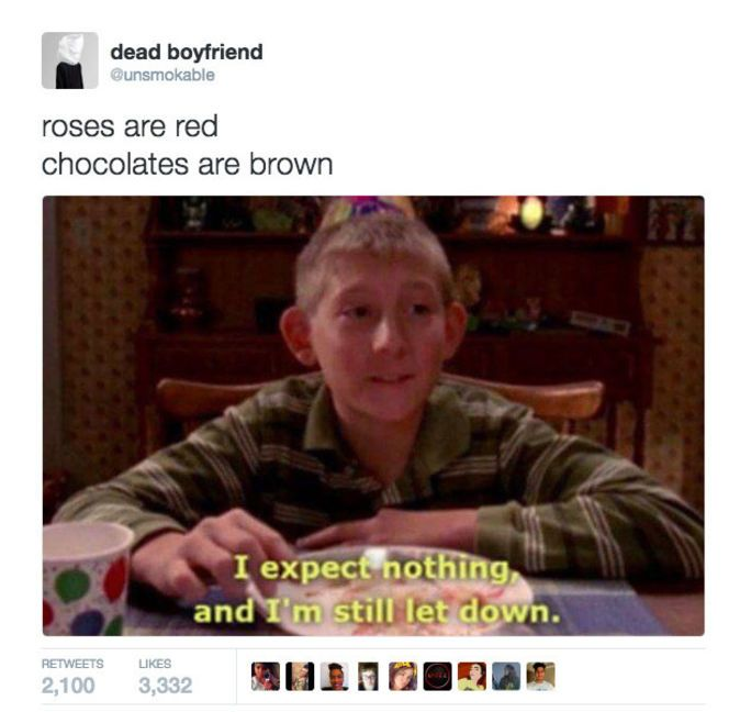 18 'Roses Are Red' Tweets That Are Unbelievably Funny | Blaze Press