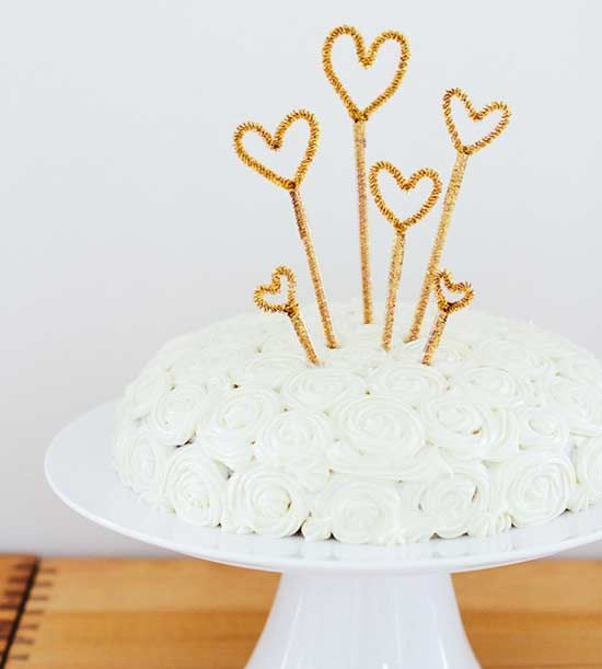 <p>Jazz up your next special occasion cake with one of these fun, DIY cake toppers. From mini shimmery balloons to sparkly shapes, these cake toppers are sure to add to the joyous celebration!</p>