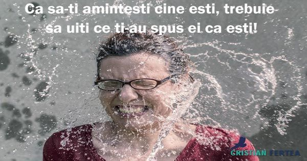 Citate despre amintiri : http://cristianfertea.ro/pastile-de-intelepciune/aminteste-ti-cine-esti/ #amintiri #citate #quotes