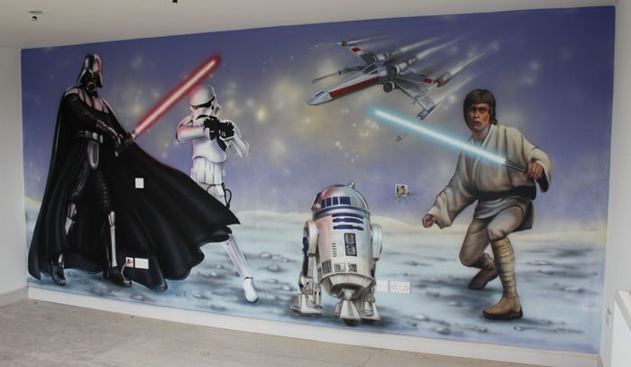 49 best airbrush images on pinterest airbrush art for Airbrushed mural