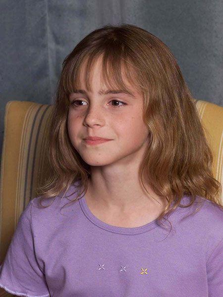 Emma Watson / エマ・ワトソン / 2000年8月23日撮影