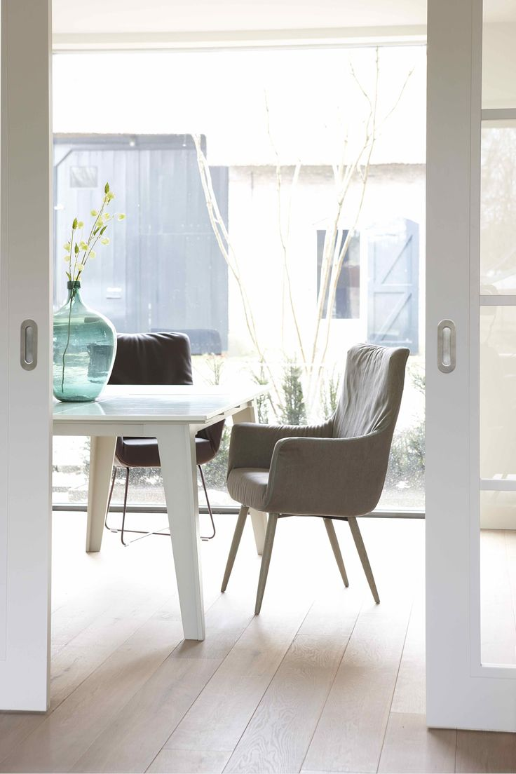 Label | Dining Chair Chief #fabric #Soft #color #trend #design #inspiration