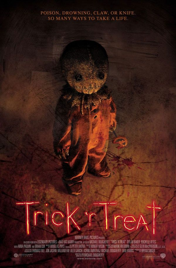 Critics Consensus: An deftly crafted tribute to Halloween legends, Trick 'r' Treat hits all the genre marks with gusto and old fashioned suspense.