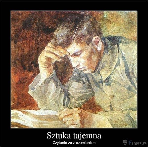Biblioteka Gimnazjum nr 3 w Lublinie: CZYTAJ ZE ZROZUMIENIEM - poradnik przedegzaminacyjny