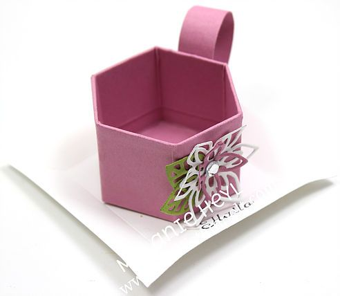 Kleine Tasse in Zarter Pflaume | Stampin' UP! , Stampin' UP! Demonstratorin, Stampin' UP! Melanie Heyl