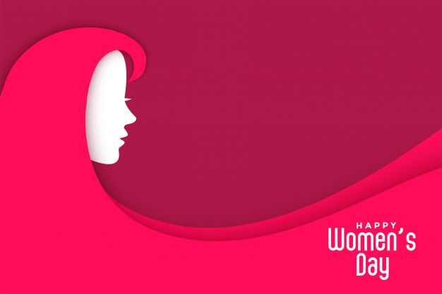 Download Womens Day Creative Background With Lady Face For Free Happy Woman Day Happy International Women S Day Creative Background