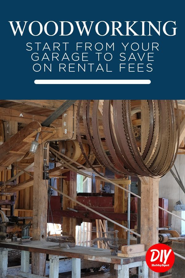 Start From Your Garage To Save On Rental Costs Home Based Business