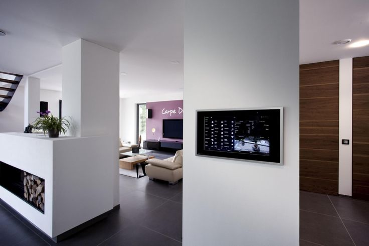 Home automation system - photography by Ulrich Beuttenmüller