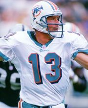 MYYYY HALL OF FAME QB, #13 Dan Marino - THE BEST EVER!!
