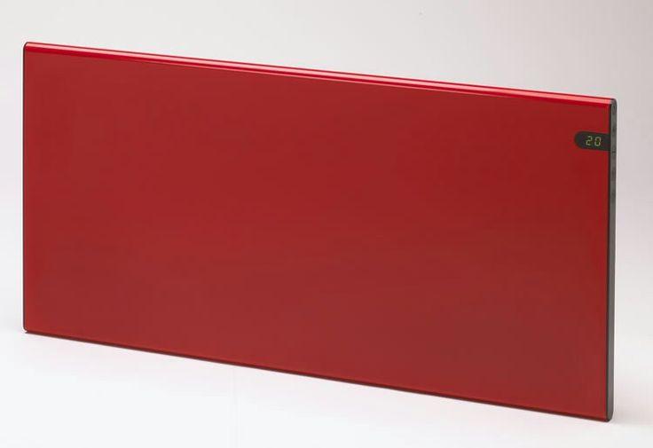Adax Nederland VS Glamox  H30 rood hoog