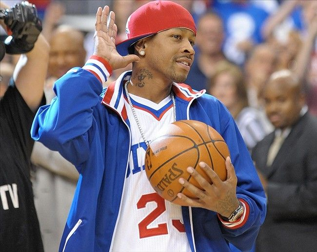 Allen Iverson and Role Models