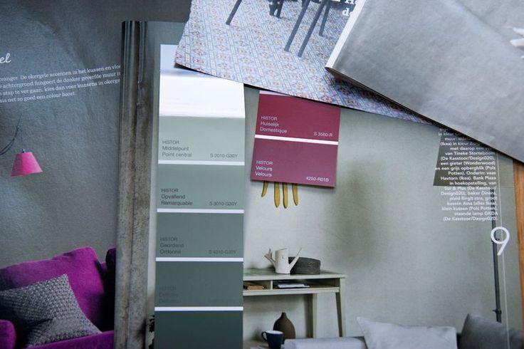 middelpunt (kleurcode: 2010-G30Y) of Opvallend (Kleurcode: 3010-G30Y)