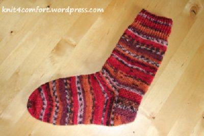 Hermioniny každodenní ponožky   PLETENÍ – NÁVODY