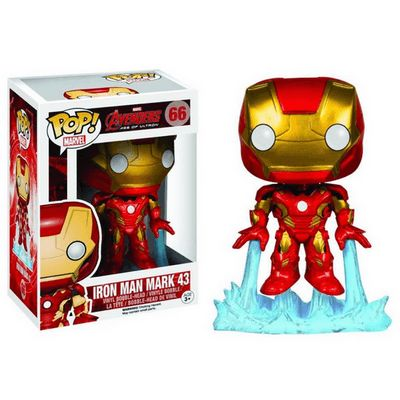 Figurine Pop! Avengers 2 Iron Man