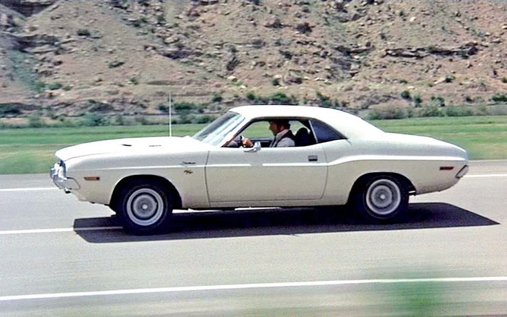Vanishing Point '70 Challenger