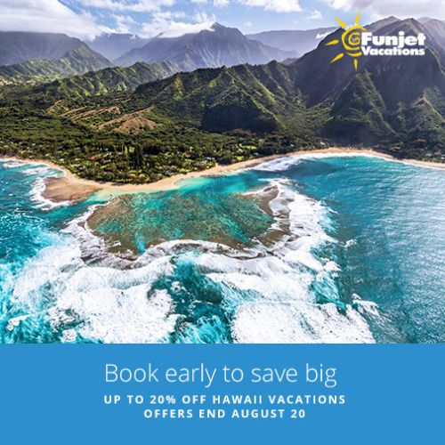 Inclusive Vacations Hawaii: 1000+ Images About Funjet Vacations On Pinterest