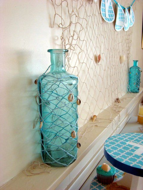 25 best ideas about sea decoration on pinterest under for Under the sea bathroom ideas