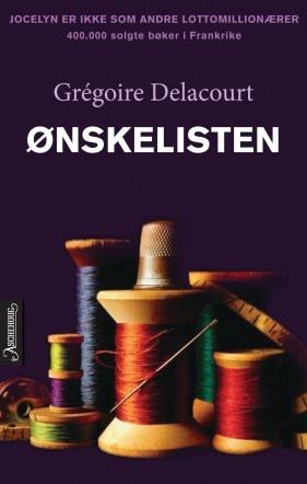 Grégoire Delacourts fine lille roman handler om kjærlighet, penger og svik - og tapte drømmer.