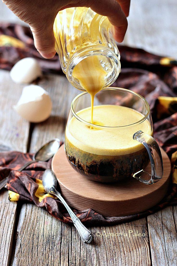 Cappuccino alla Vietnamita - Caffè all'Uovo