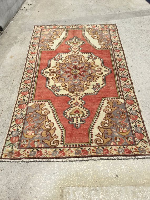 239x141 Cm 7,9x4,6 Feet Decorative Turkish Carpet,Oushak Rug,turkish