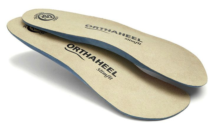 Extended Slimfit Orthotic Insoles