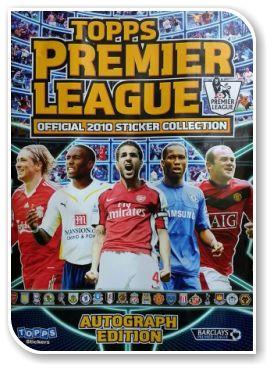 Topps Premier League 2009-2010