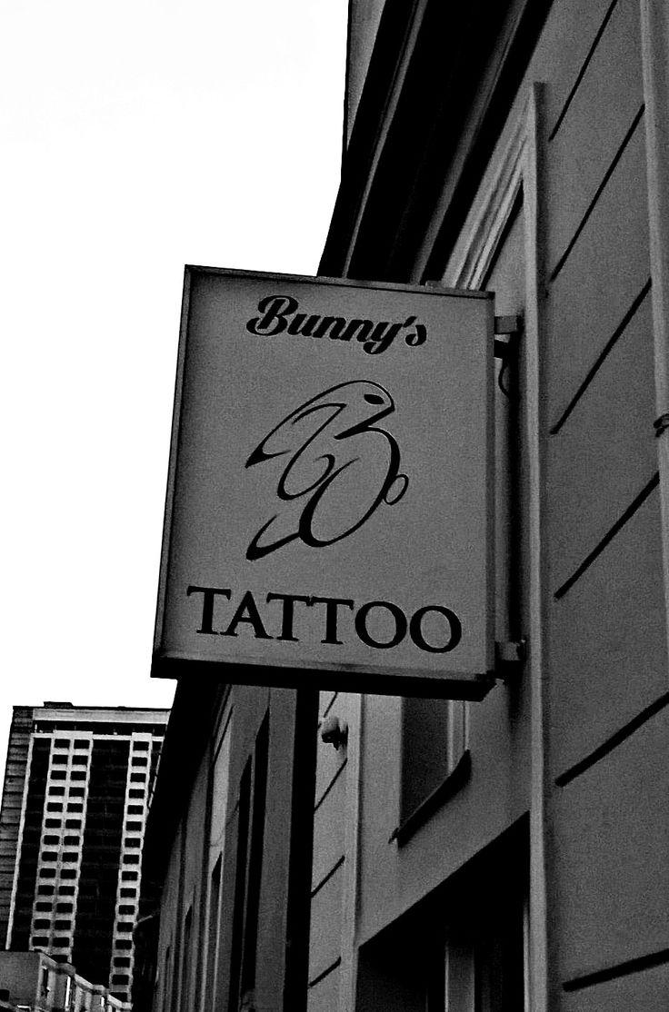 bunny's tattoo