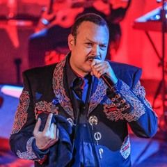 Mexican ranchera music singer Pepe Aguilar performs in concert