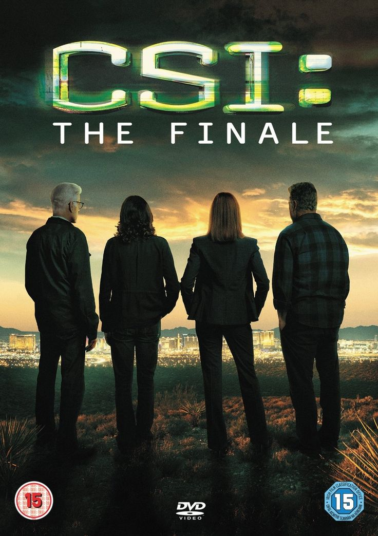 19,95e CSI: Las Vegas - The Finale (Import)